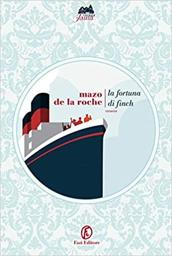 La fortuna di Finch Book Cover