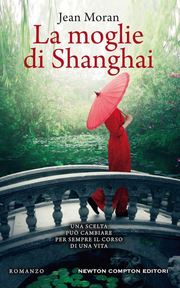 La moglie di Shanghai Book Cover