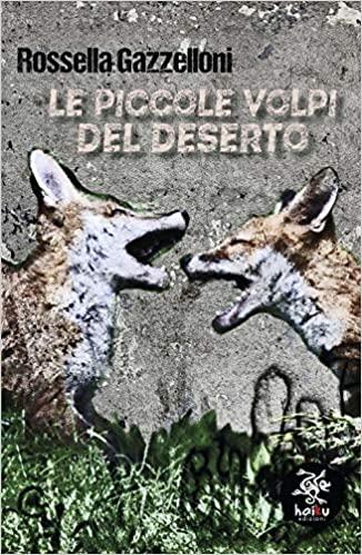 Le piccole volpi del deserto Book Cover