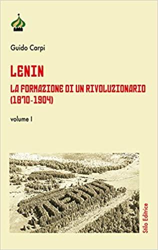 Lenin. La formazione di un rivoluzionario Book Cover