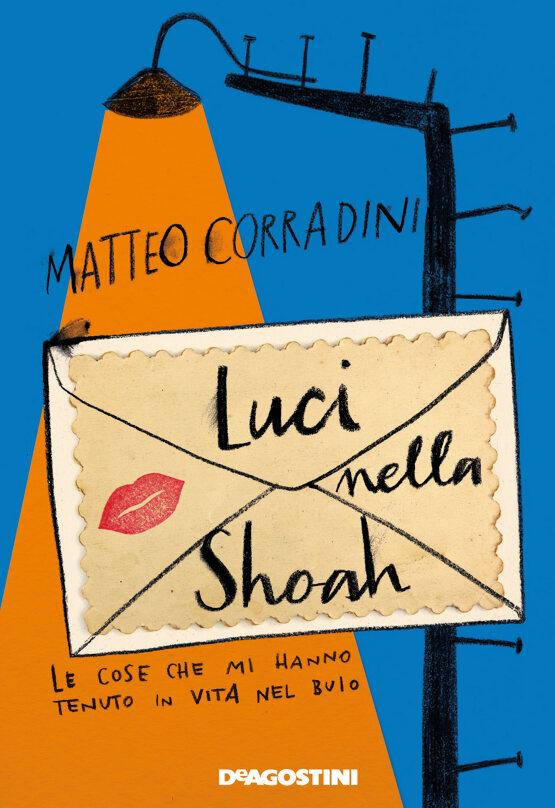 Luci nella shoah Book Cover