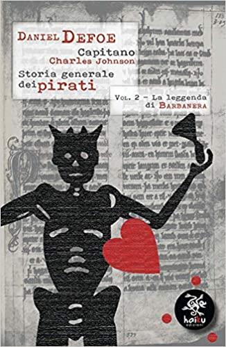 Storia generale dei pirati Vol.2 Book Cover