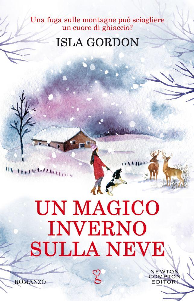 Un magico inverno sulla neve Book Cover
