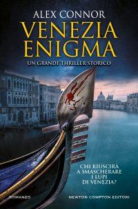 Venezia enigma Book Cover
