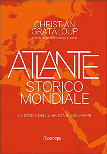 Atlante storico mondiale Book Cover