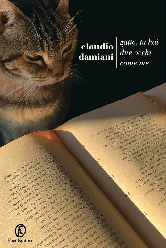 Gatto, tu hai due occhi come me Book Cover