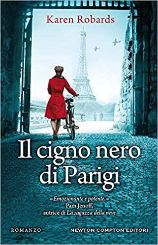 Il cigno nero di Parigi Book Cover