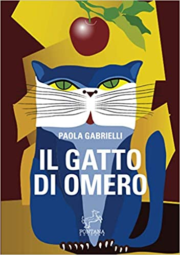 Il gatto di Omero Book Cover