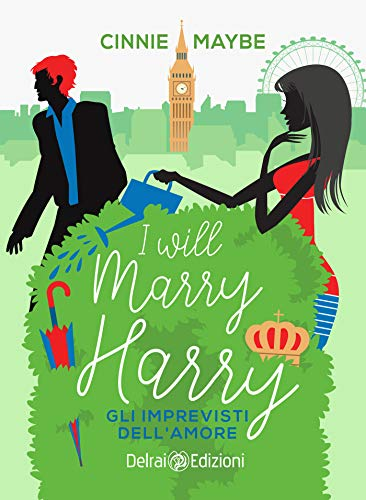 I will marry Harry Book Cover