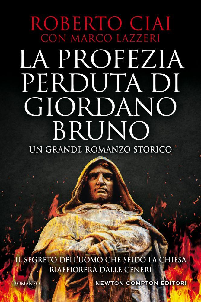 La profezia perduta di Giordano Bruno Book Cover