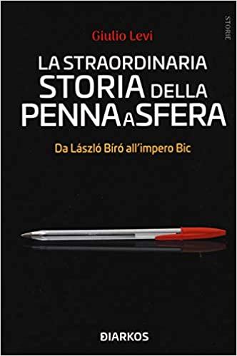 La straordinaria storia della penna a sfera Book Cover