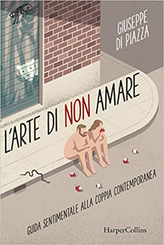 L'arte di non amare Book Cover