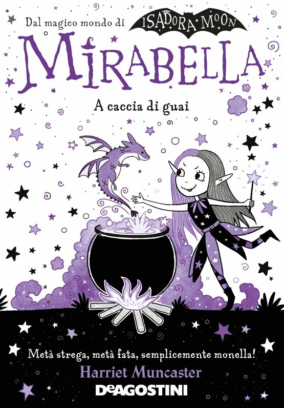Mirabella. A caccia di guai Book Cover
