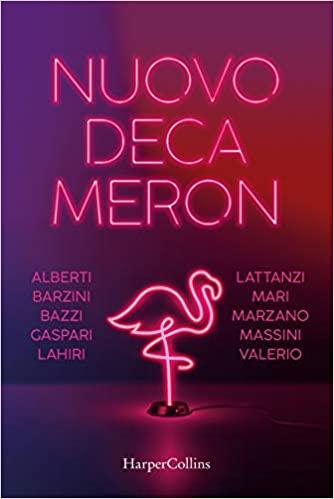 Nuovo Decameron Book Cover