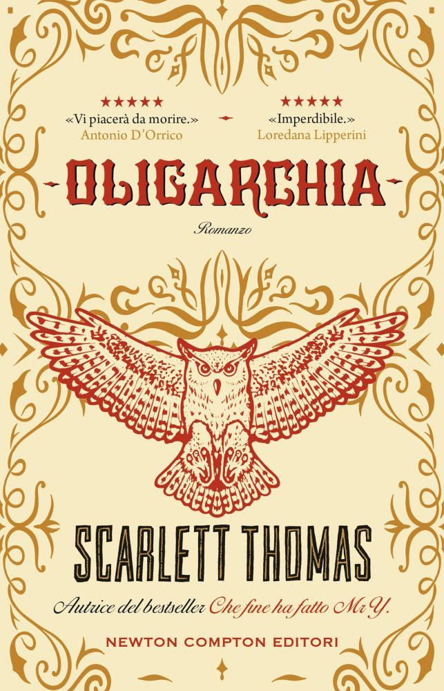 Oligarchia Book Cover