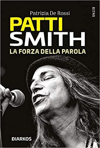 Patti Smith Book Cover