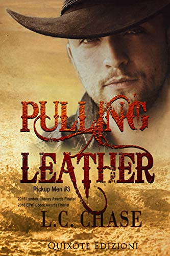 Pulling Leather Book Cover