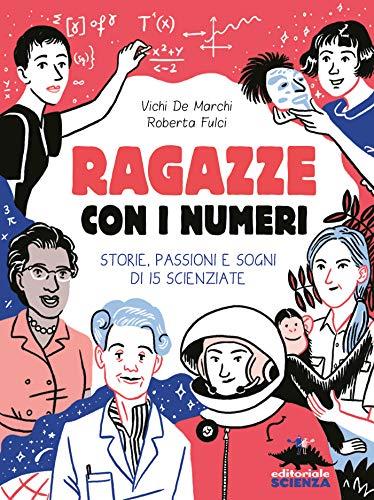 Ragazze con i numeri Book Cover