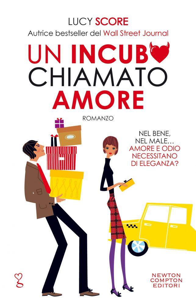 Un incubo chiamato amore Book Cover