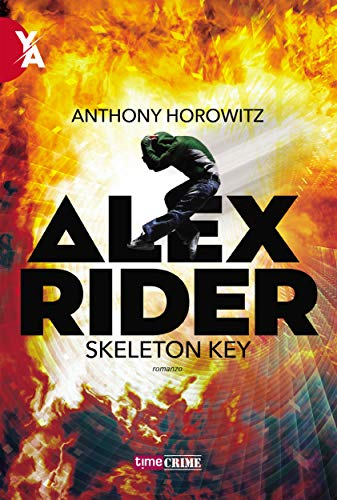 Alex Rider: Skeleton Key Book Cover