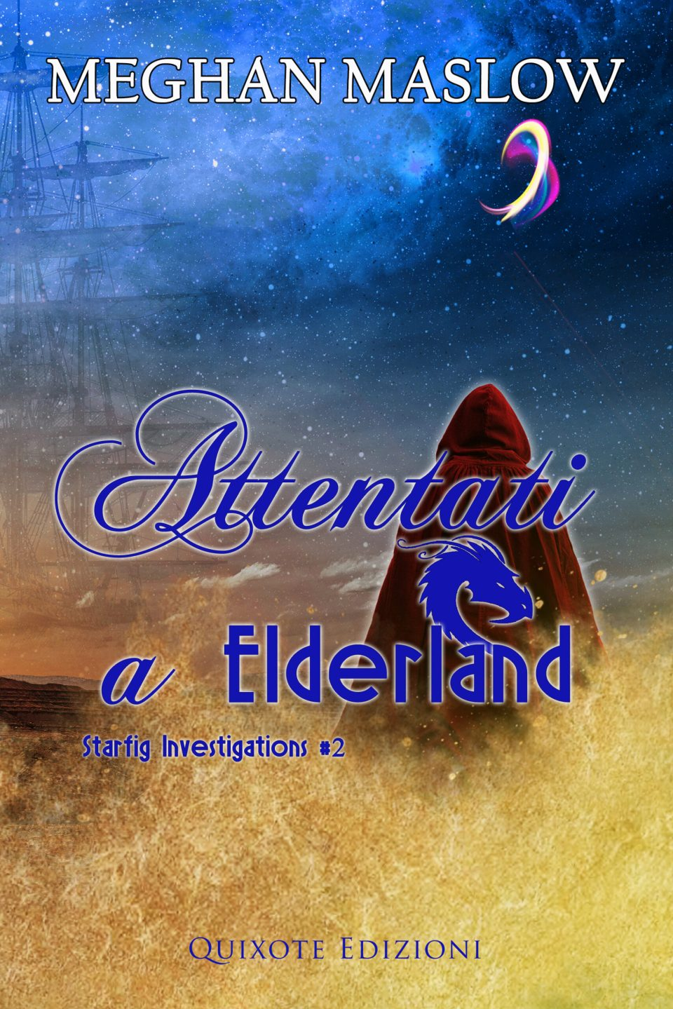 Attentati a Elderland Book Cover