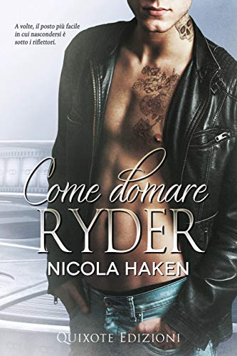 Come domare Ryder Book Cover