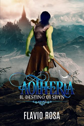 Aotheria: Il destino Shyn Book Cover