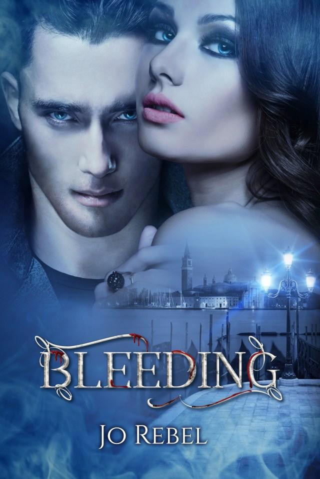 Bleeding Book Cover