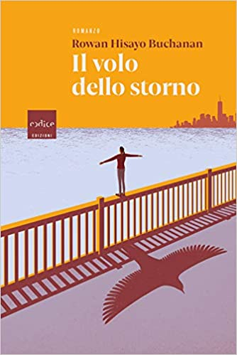 Il volo dello storno Book Cover