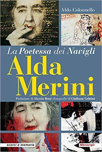 Alda Merini la poetessa dei navigli Book Cover