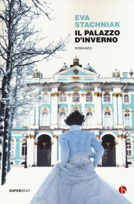 Il Palazzo d'inverno Book Cover