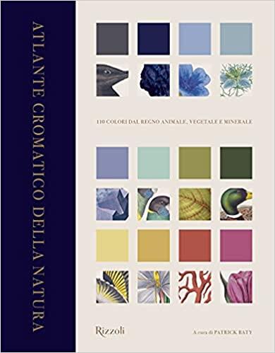 Atlante cromatico della natura Book Cover