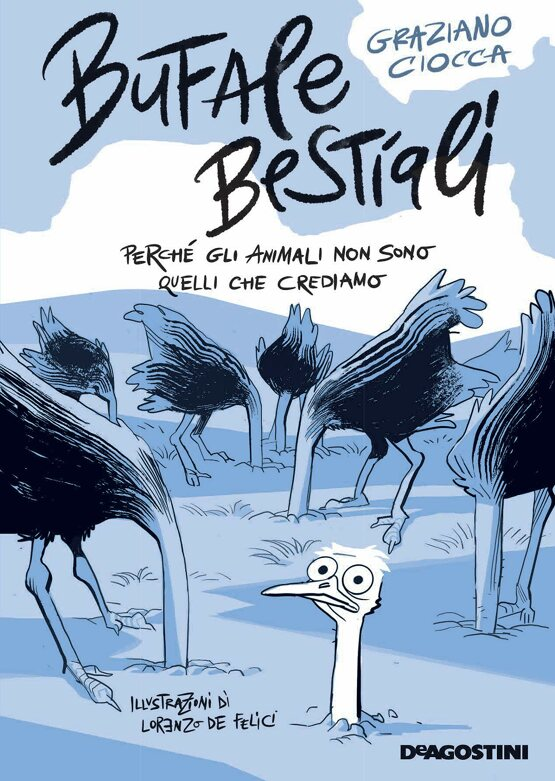 Bufale Bestiali Book Cover