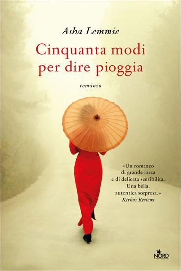 Cinquanta modi per dire pioggia Book Cover