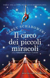 Il circo dei piccoli miracoli Book Cover