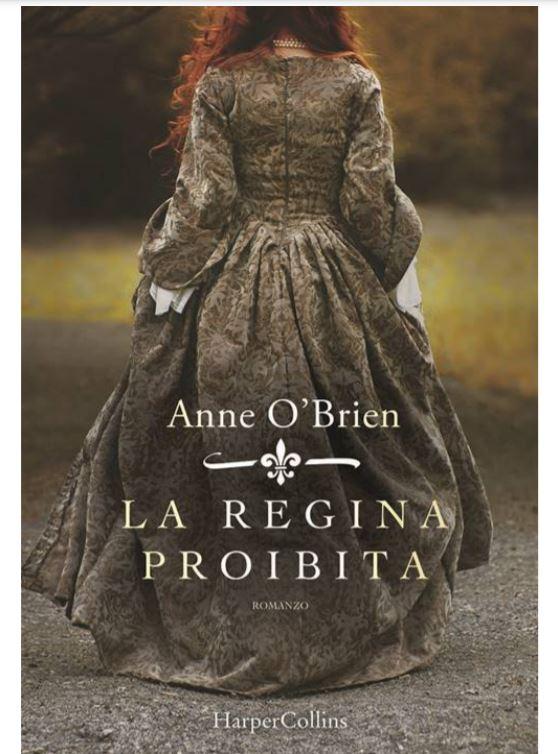 La regina proibita Book Cover