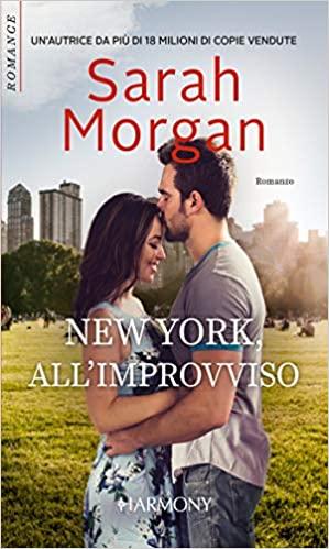 New York, all'improvviso Book Cover