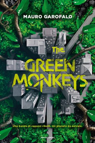 The Green Monkeys Book Cover
