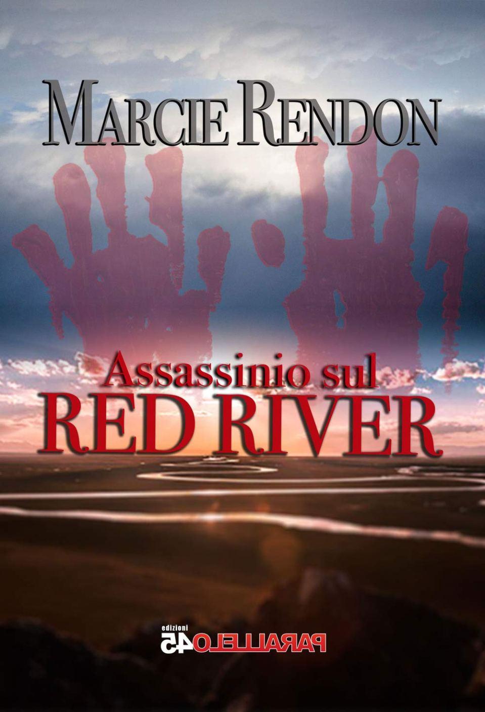 Assassinio sul Red River Book Cover