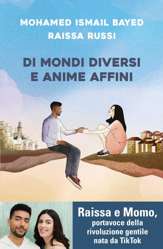 Di mondi diversi e anime affini Book Cover