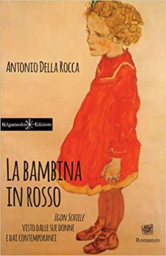 La bambina in rosso Book Cover