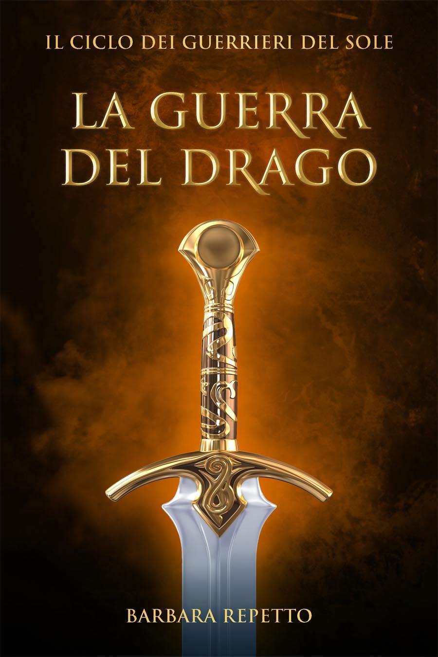 La guerra del drago Book Cover