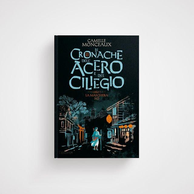 Le cronache dell'acero e del ciliegio Book Cover