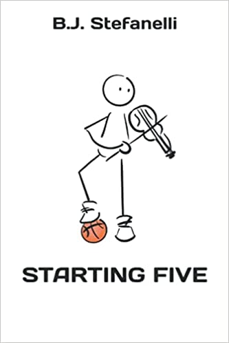 Starting five Book Cover