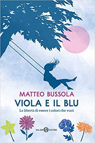 Viola e il blu Book Cover