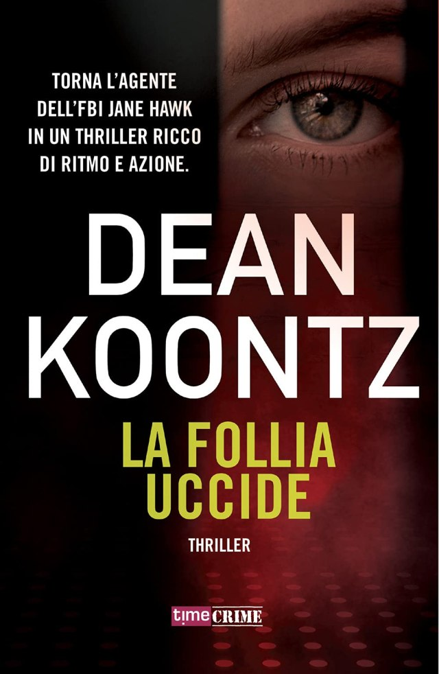 La follia uccide Book Cover