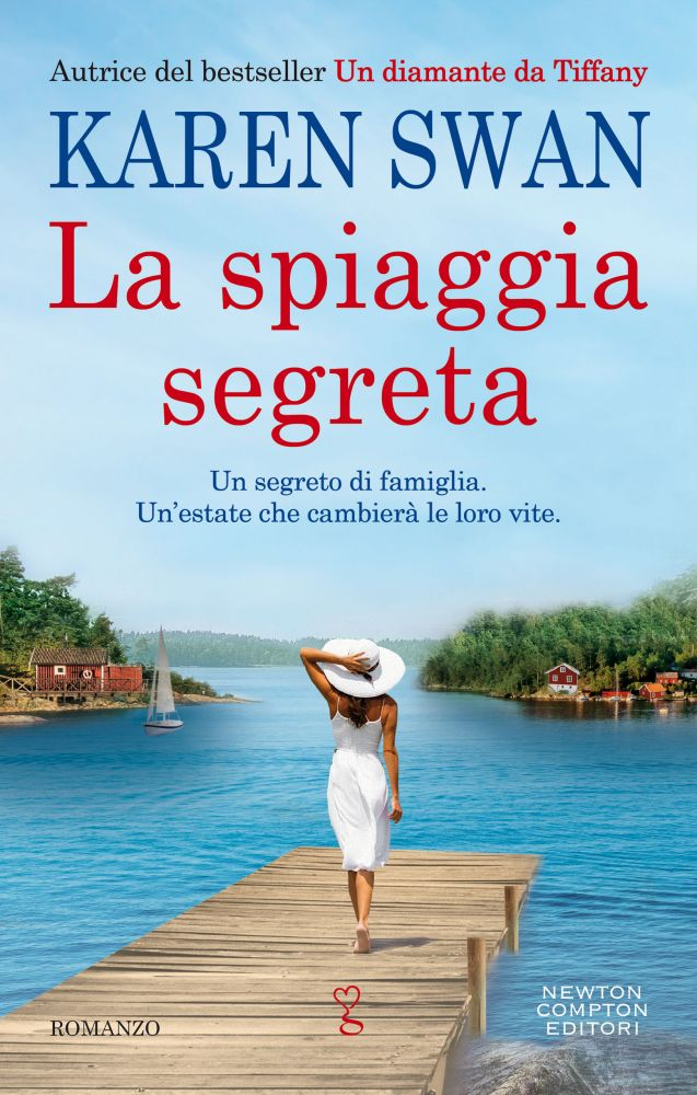 La spiaggia segreta Book Cover