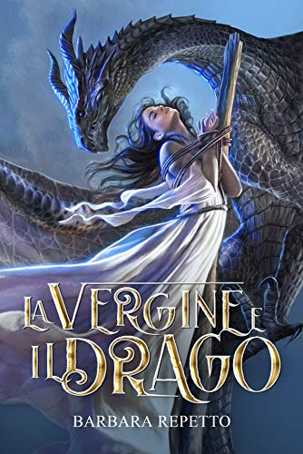La Vergine e il Drago Book Cover