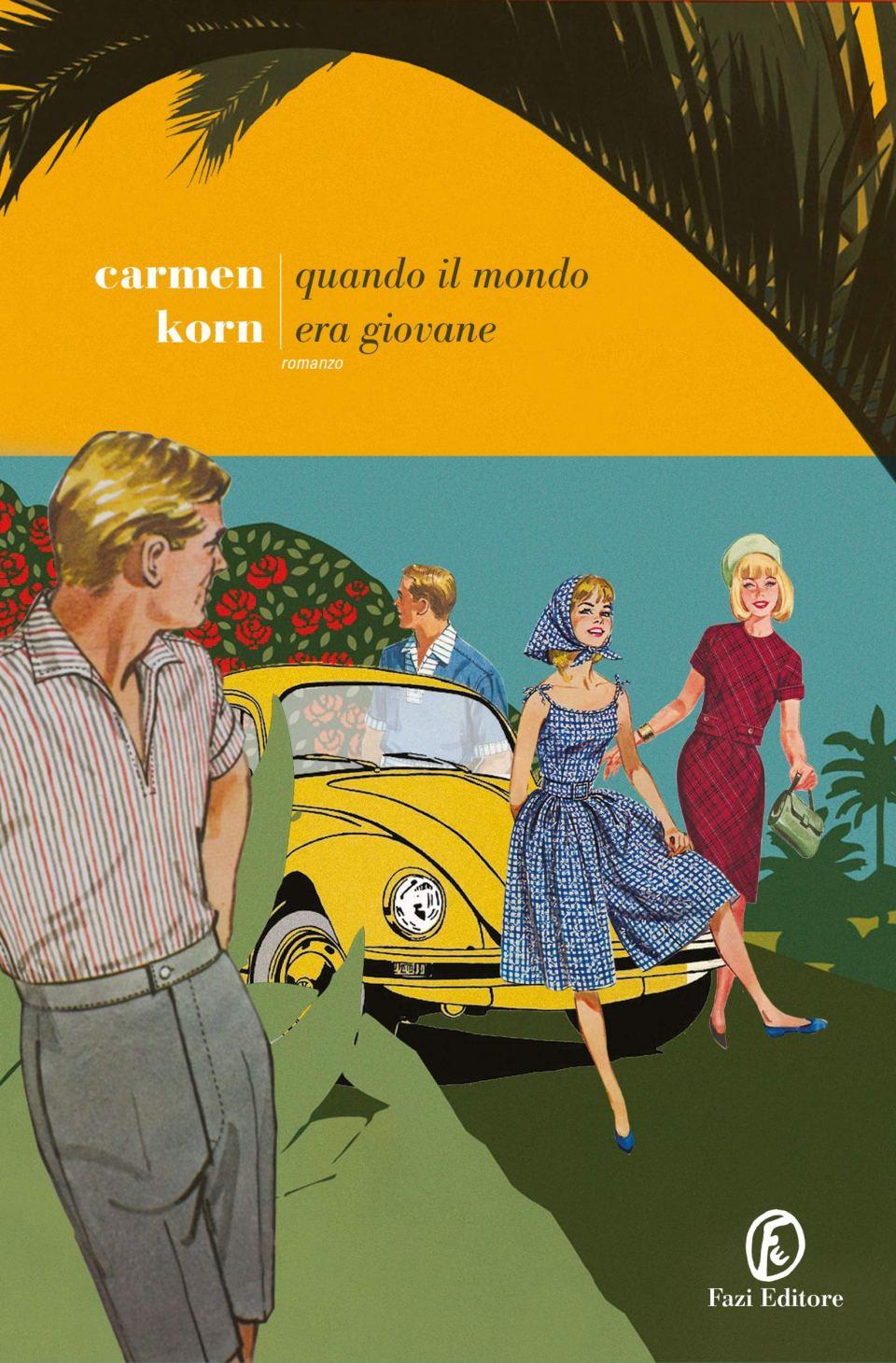 Quando il mondo era giovane Book Cover
