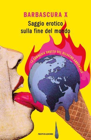 Saggio erotico sulla fine del mondo Book Cover